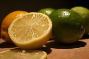 Cytrusy - jedno z (wcale nie najlepszych) źródeł witaminy C