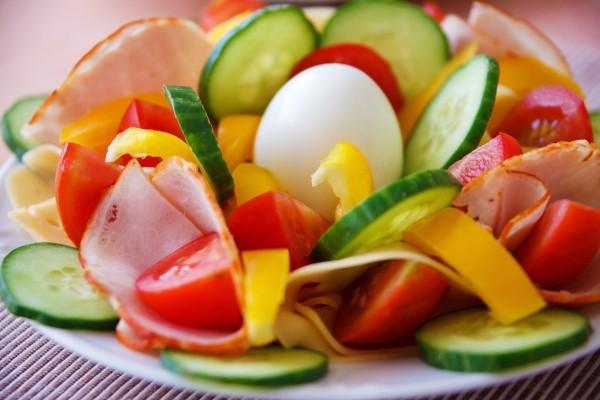 Jak najwięcej warzyw w diecie:)