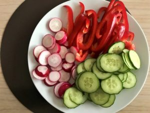 letnie warzywa