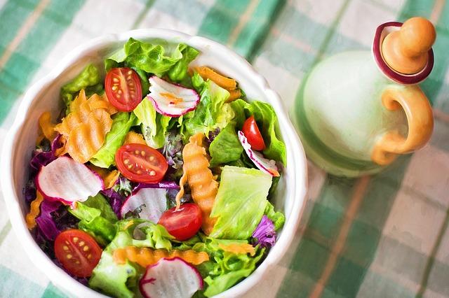 Dieta przy trądziku