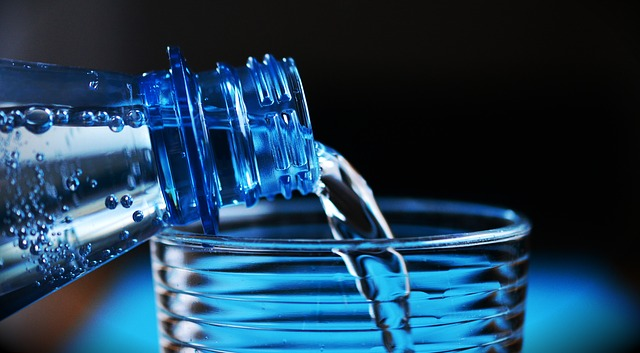 Butelka z wodą